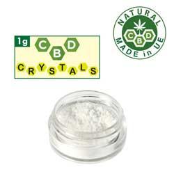 Cristalli CBD