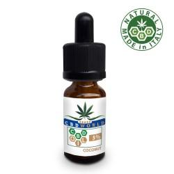 CBD Oil- coconut oil