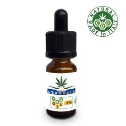 CBD Oil- sesame oil